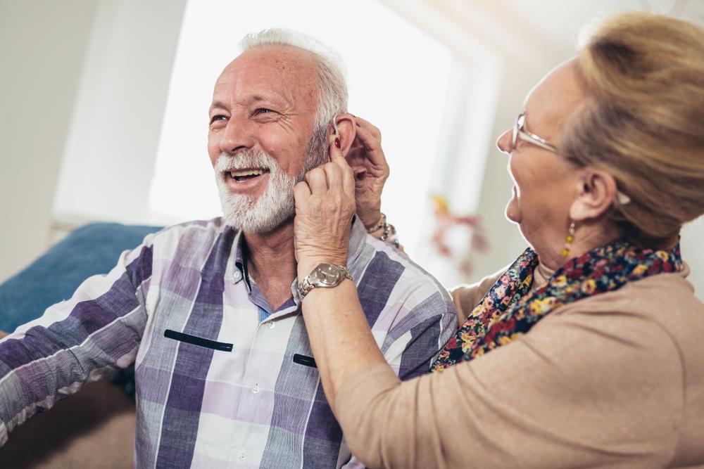 Problem med hörseln